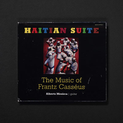 Haitian Suite – The Music of Frantz Casséus
