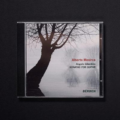 Angelo Gilardino, Sonatas for solo Guitar