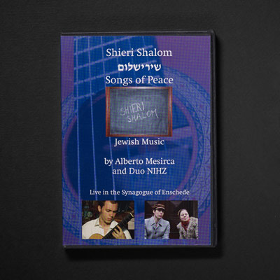 Songs of peace DVD