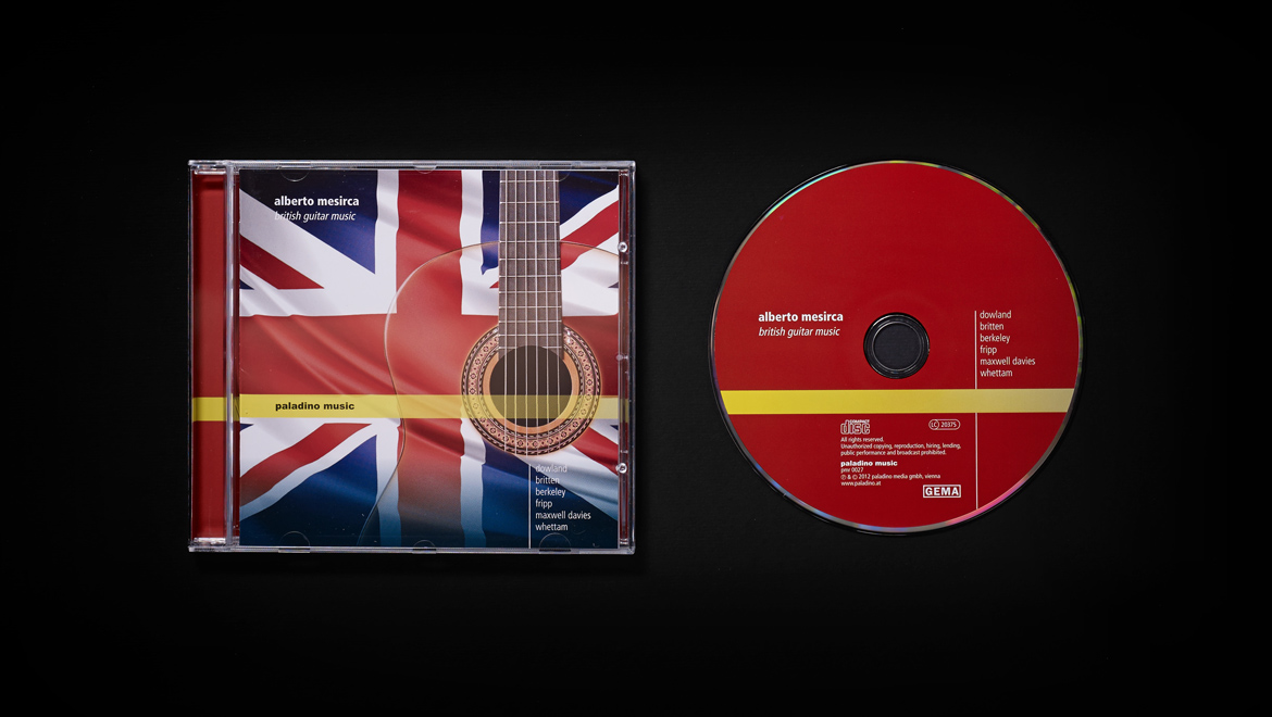alberto_mesirca_pubblications_British_Guitar_Music