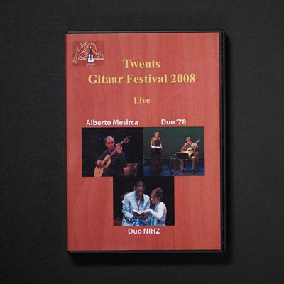 Twents Gitaar Festival 2008 DVD
